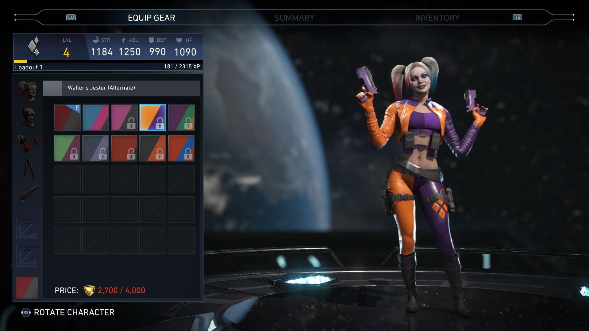 Choosing The Best Injustice 2 Character Skins Wolf Sports