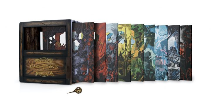 The Complete 'Game of Thrones' Series Is Available December 3