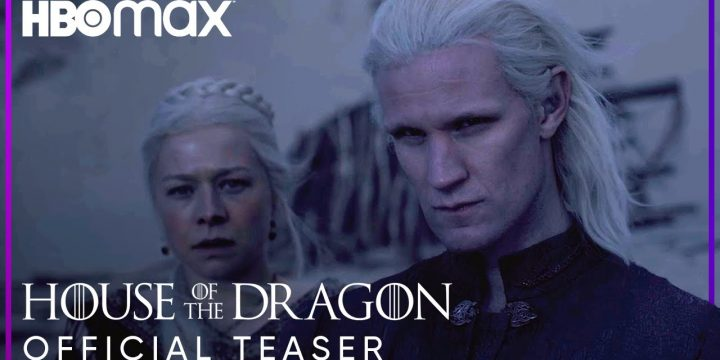 HBO Releases First Official Teaser Trailer For 'House of the Dragon' Prequel Series